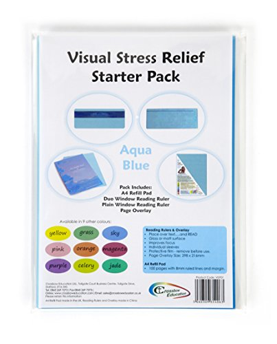 crossbow-education-visual-stress-relief-starter-kit-aqua-blue