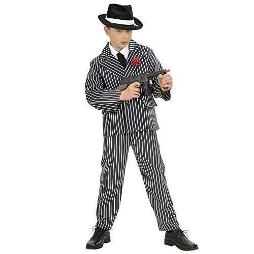 Jahre Jungs Kostüm 20er - Widmann - Kinderkostüm Gangster