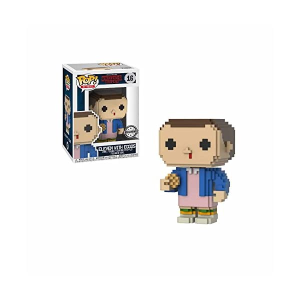Funko Pop Eleven (Stranger Things 8-Bit 16) Funko Pop Stranger Things