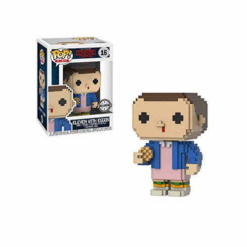 Funko Pop! Stranger Things-8Bit Eleven con Eggos
