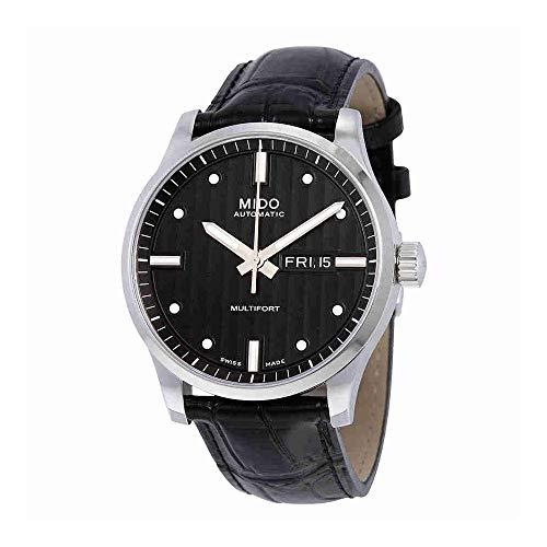 MIDO MULTIFORT Herren-Armbanduhr 42MM AUTOMATIK M005.430.16.031.81
