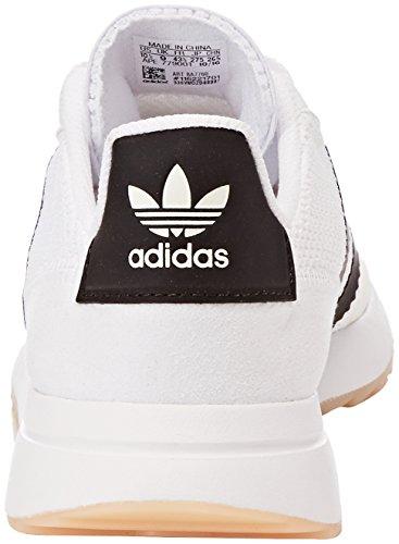 adidas FLB W, Chaussures de Running Femme, Noir Blanc Cassé (Ftwwht/cblack/ftwwht)