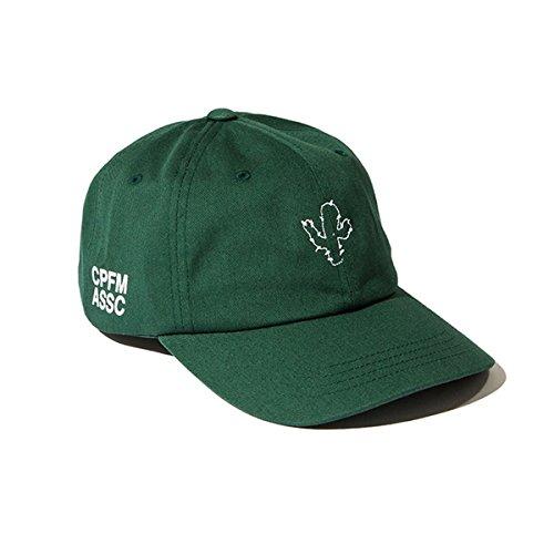 Travis Scott Unisex Cotton Hats Adjustable Peaked Cap Green One Size