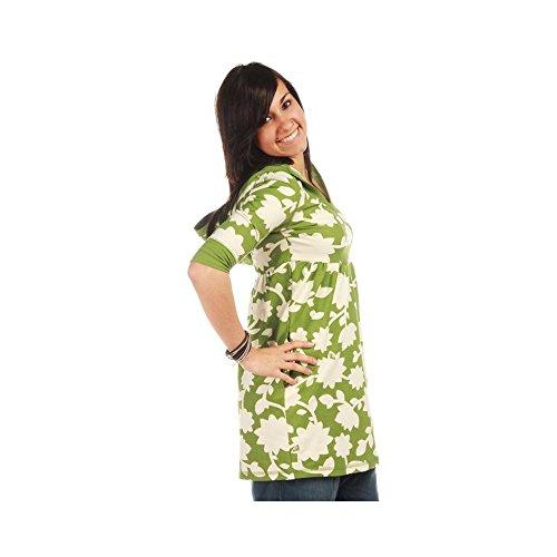 Vestito Donna Roxy: Hey U! GN Verde