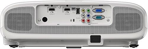 Bild 42: Epson EH-TW6100 3D Heimkino 3LCD-Projektor (Full HD 1080p, 2.300 Lumen Weiß & Farbhelligkeit, 40.000:1 Kontrast, 2x HDMI (1x MHL), inkl. 1x 3D Brille) schwarz