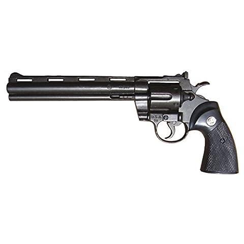 Denix Pistolet 0.357 Police Magnum 8 cm avec pistolet Non Réplique de tir de pistolet