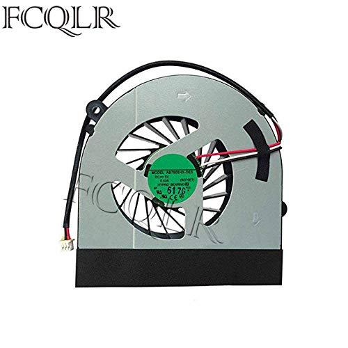 FCQLR Laptop CPU Kühlung Lüfter für Clevo W150ER W230 W350 W370ET W370SS W370ST 6-31-W370S-101 AB7905HX-DE3
