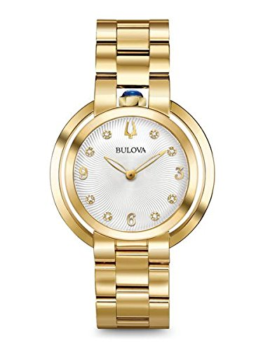 BULOVA RUBAIYAT - Reloj para mujer (97 piezas)