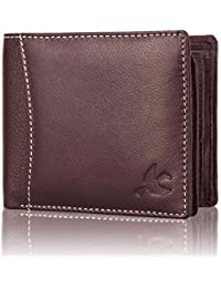 Hornbull Themes Leather Wallet for Mens