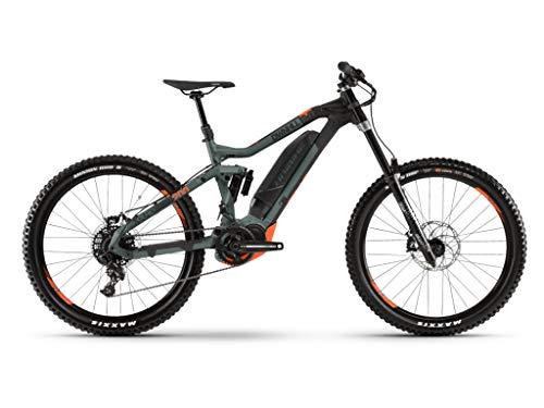 "Preisvergleich Produktbild Haibike Xduro dwnhll 8.0 27.5"" 500wh Yamaha 11v Orange / Schwarz Größe 42 2019 (eMTB Downhill)"