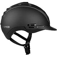 Casco–Casco de equitación Mistrall 2, color - black, tamaño 58-60cm