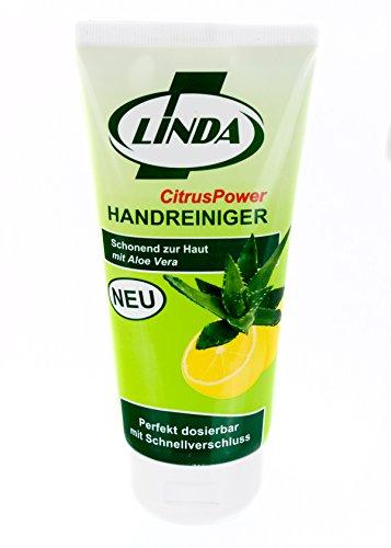 LINDA Citrus Power Handreiniger - 200 ml