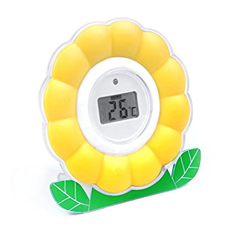 TensCare Digi Daisy Digital Baby Bath and Room Thermometer