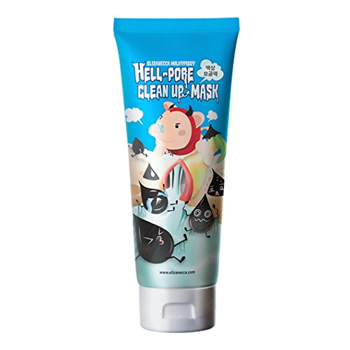 elizavecca-milky-piggy-hell-pore-clean-up-mask-charcoal-mask-for-men-and-woman-special-blackhead-pee