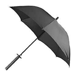 Japanese Ninjasamurai Sword Umbrella- Great Value!