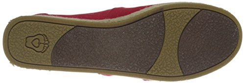 Skechers - Highlights, Scarpa Donna Rosso (Red)