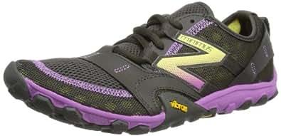 New Balance Minimus 10, Women's Trail Running Shoes, Black/Purple, 5 UK