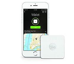 Tile Slim - Phone Finder. Wallet Finder. Item Finder - 8-pack