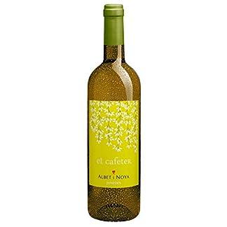 Bio-Wein-Albet-i-Noya-Cafeter-Cuve-Weiwein-Peneds-Spanien-Trocken-2016-Vegan-1-x-075-l