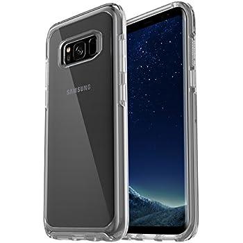 Otterbox Symmetry Clear Coque anti-choc fine et élégante arrière Transparent pour Samsung Galaxy S8 Transparent