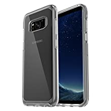 OtterBox Symmetry Clear Series Case for Samsung Galaxy S8 - Transparent