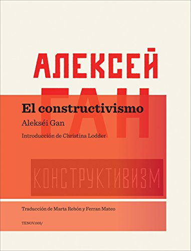 Constructivismo, El