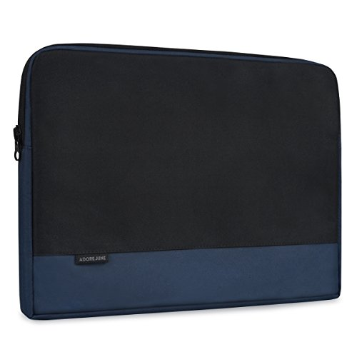 Adore June Tasche für 11 6 Zoll Laptop, Ultrabook, Notebook, Tablet. Passend für das HP EliteBook Folio, Samsung Galaxy TabPro S, Huawei MateBook, Lenovo Ideapad Miix 310, ASUS Vivobook. Hülle aus widerstandsfähigem Textil-Stoff. Made in Europe. (Xps-tastatur-abdeckung)