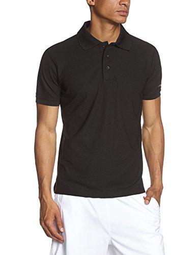Craft Herren Poloshirt Polo Pique Classic, Black, L, 192466-1999