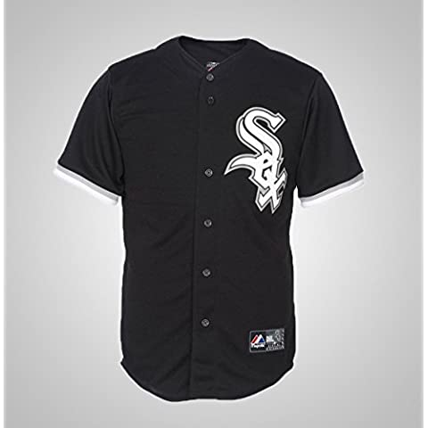 Camisa MLB Majestic: Chicago White Sox BK L