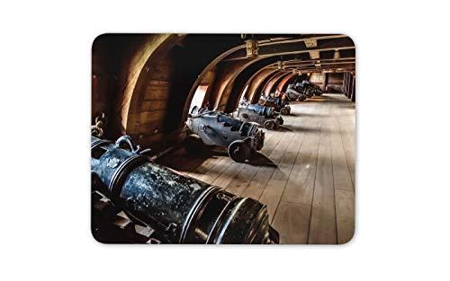 Piratengaleone Bauch Canons Mauspad Pad - Naval Warfare Sea Fun PC-Geschenk # 16158