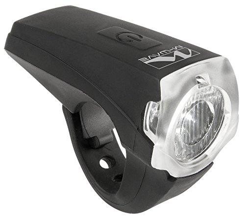 M-Wave VR-Lynx USB Silikon-Lampe, Schwarz, One Size
