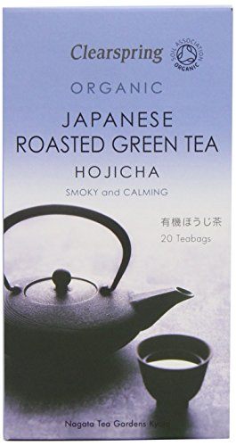 Clearspring Organic Hojicha Green Tea 20 bag