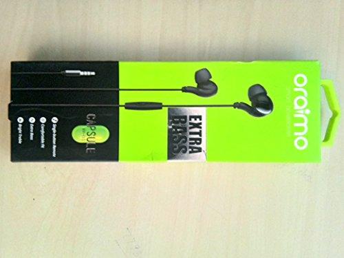 37a5cf7a83c ORAIMO OEP E22 Extra Bass Capsule Headphones Price in India 12 Jul ...