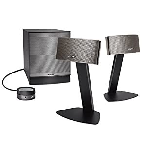 Bose Companion 50 Multimedia Speaker System - Black