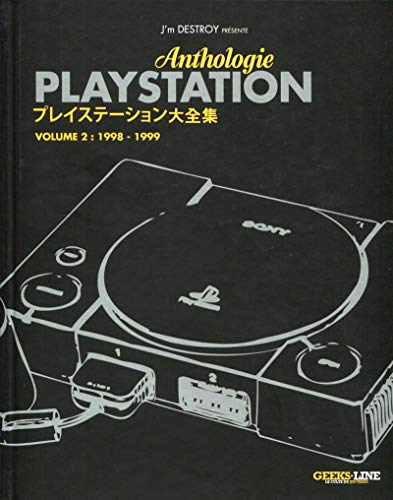 Anthologie Playstation : Tome 2 : 1998-1999