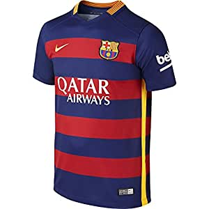 Maillot Nike Junior FC Barcelona Stadium Home 2015/2016 - Ref. 659032-422