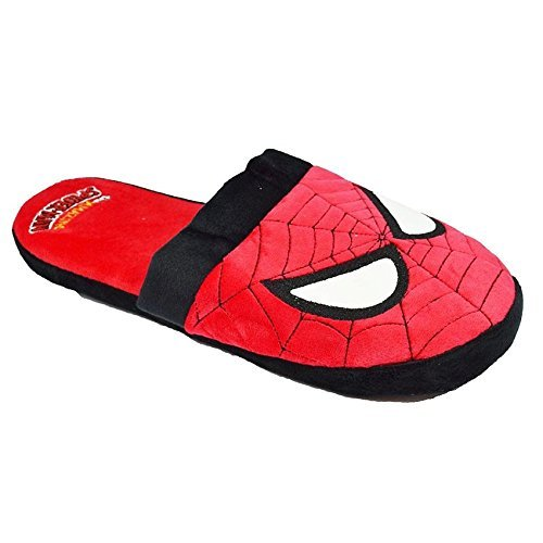 spiderman-the-amazing-spider-man-mule-slippers