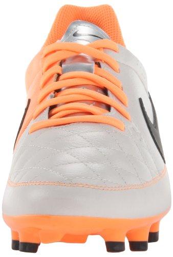 Nike 631285 Scarpa ginnica Uomo weiß/neonorange
