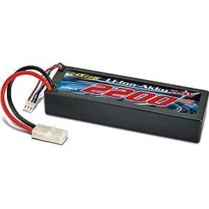 Carson 500608152 - batería de Li-Ion 7,4 V / 2200 mAh, Accesorios