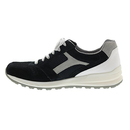 Mephisto Trail Air, Sneaker, Blue, Velourleder kombiniert T1807 Blue