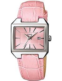 Casio LTP1333L4A - Reloj de Señora piel Rosa