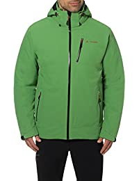 VAUDE Jacke Mens Sirdal Down Jacket - Chaqueta de pluma para hombre, color verde,