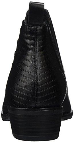 Caprice Damen 25322 Chelsea Boots Schwarz (Black 001)