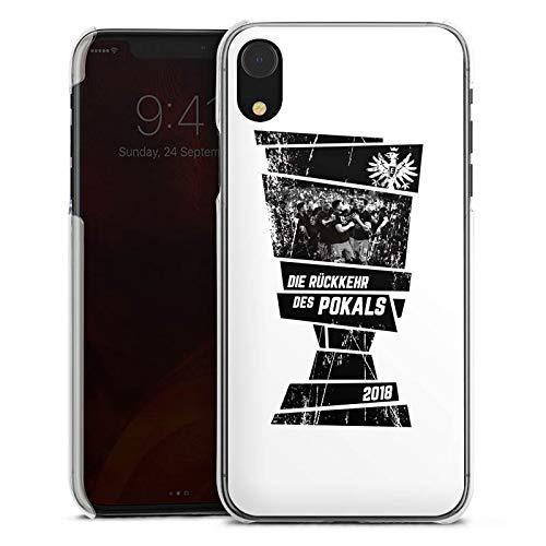 DeinDesign Apple iPhone Xr Hülle Case Handyhülle Eintracht Frankfurt Adler Pokal Finale