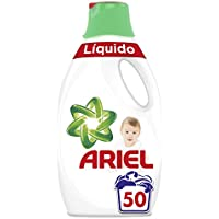 Ariel Baby - Detergente líquido, 50lavados