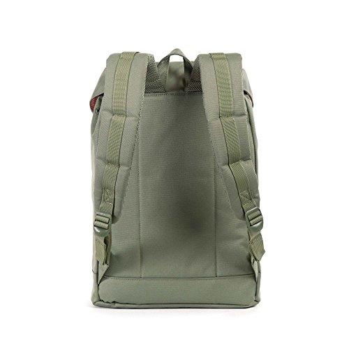 Herschel ,  Unisex Erwachsene Rucksack grün, grün