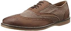 Ruosh Mens Brown Boots - 8 UK/India (42 EU)(9 US)