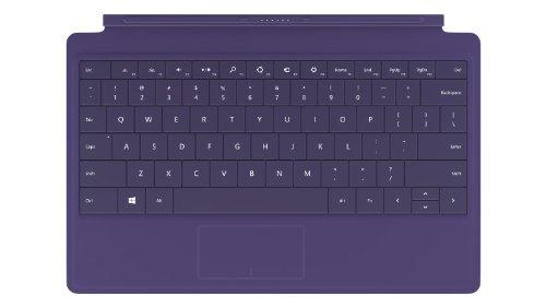 Microsoft Type Cover 2 Tastatur (Mit Hintergrundbeleuchtung Surface Cover 2 Type)