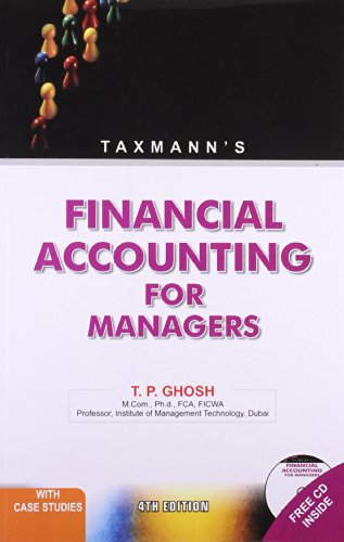 Financial Accounting for Managers