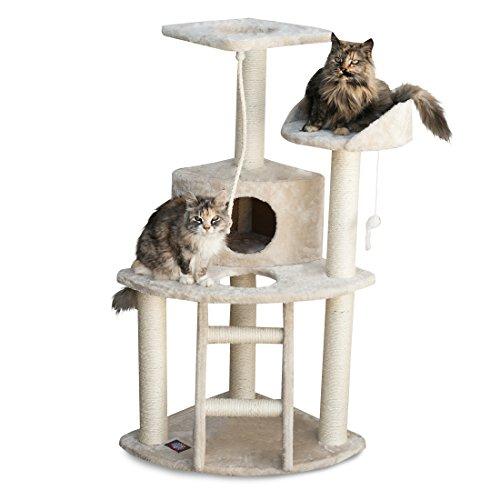 Majestic Pet Katzenmöbel, Kletterbaum und Kratzbaum für